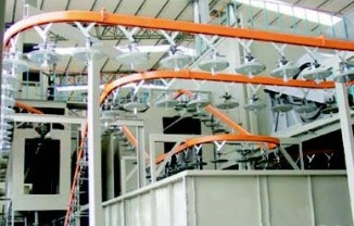 Monorail Overhead Conveying System