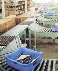 Sortation Roller Conveying System